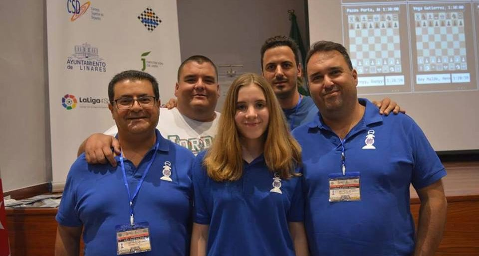 Enlace permanente a:Campeonato de España de Clubes