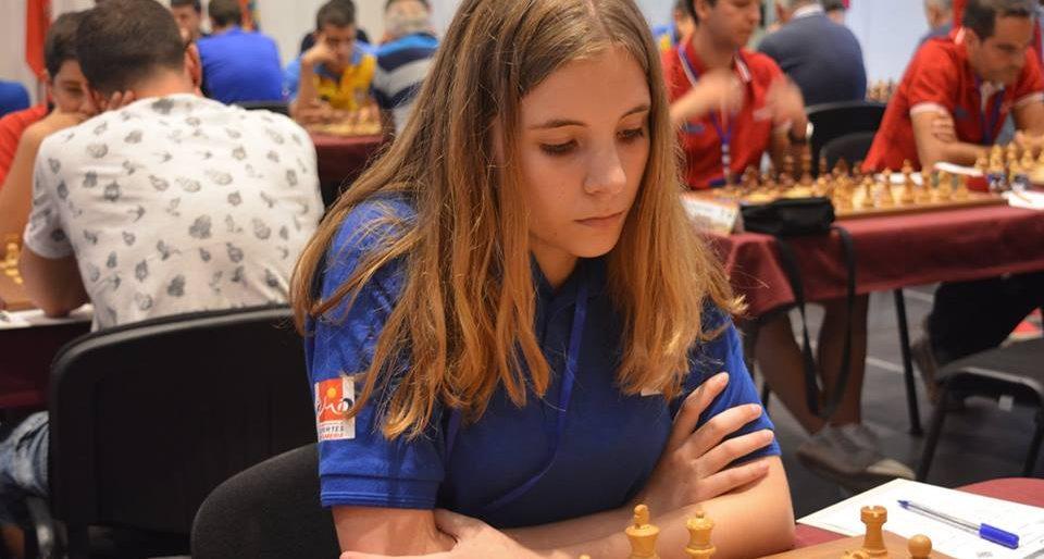 Enlace permanente a:Ana Redondo Benavente Campeona de España Sub-18